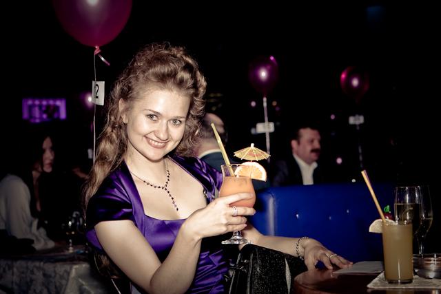 Вечеринка быстрых свиданий в клубе Этаж